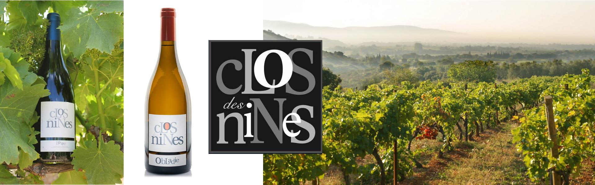 Vinuri Clos des Nines