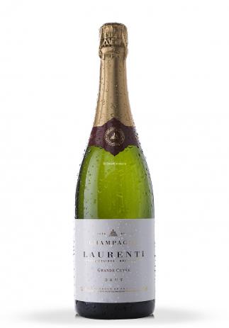 Champagne Laurenti Grande Cuvee Brut Magnum (1.5L) Image