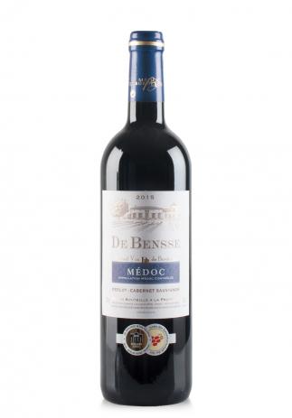 Vin De Bensse, A.O.C. Medoc 2016 (0.75L) Image