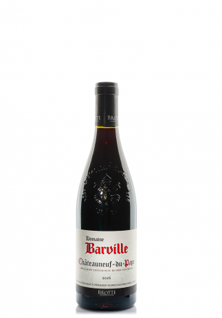 Vin Domaine Barville, A.O.C. Châteauneuf-du-Pape, 2016 (0.75L) Image