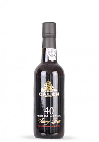 Vin Calem 40 ani, Tawny Porto (0.375L) Image