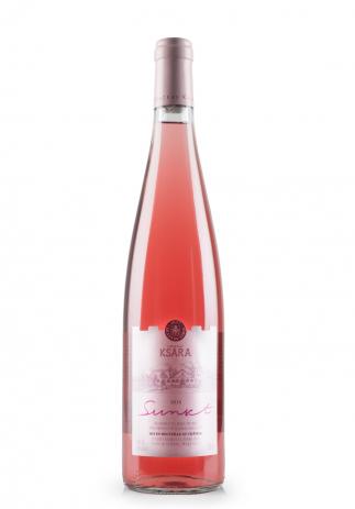 Vin Château Ksara, Vallée de La Bekaa, Sunset Rose 2017 (0.75L) Image