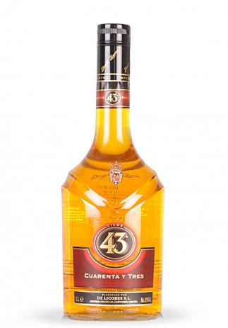 Lichior 43, Cuarenta Y Tres (1L) (604, LICHIOR SPANIA)
