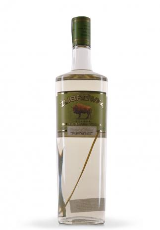Vodka Zubrowka, The Original Bison Grass (1L) Image