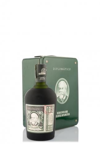 Set cadou Rom Diplomatico Reserva Exclusiva 12 ani (0.7L) + suitcase Image