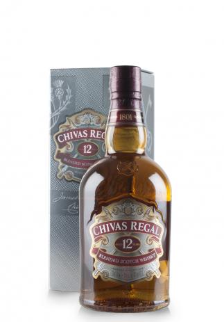 Whisky Chivas Regal 12 ani (0.7L) Image