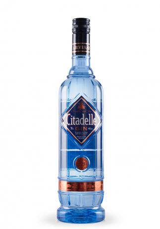 Gin Citadelle Solera, Naked Flame Distillation (0.7L) Image
