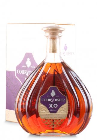 Cognac Courvoisier XO + Cutie Cadou (0.7L) (2205, COGNAC COURVOISIER)
