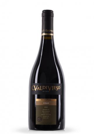 Vin Valdivieso, Syrah Reserva, 2010 (0.75L) (1382, VIN ROSU SEC COLCHAGUA VALLEY)
