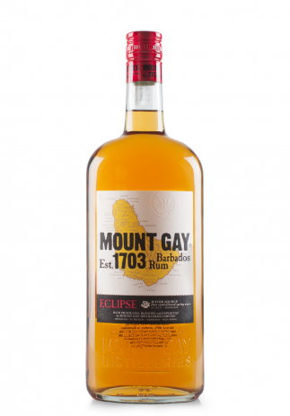 Rom Mount Gay Eclipse Gold, Island of Barbados (1L) (3366, ROM BARBADOS)