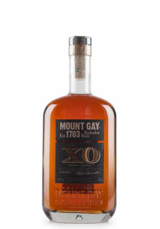 Rom Mount Gay Rum XO, Island of Barbados (0.7L) (725, ROM BARBADOS CADOU)
