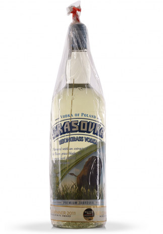 Vodka Grasovka Bisongrass (1L) Image