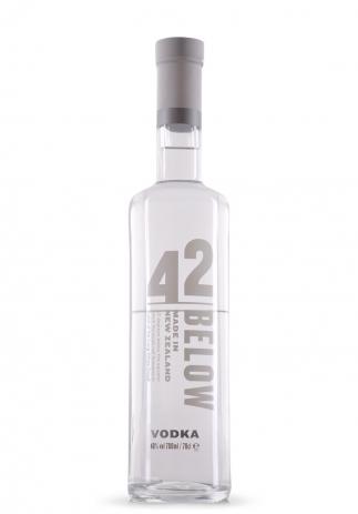Vodka 42 Below, New Zealand (0.7L) (2326, VODCA VODKA VOTCA NOUA ZEELANDA)