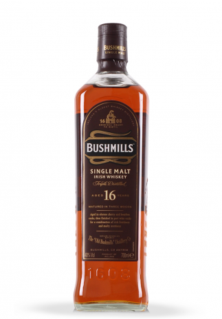 Whisky Bushmills 16 Year Old Single Malt (0.7L) Image