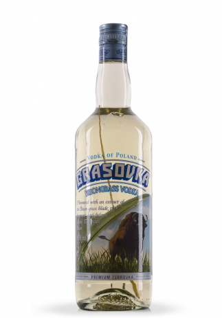Vodka Grasovka Bisongrass (0.7L) (529, VODCA VODKA VOTCA POLONIA)
