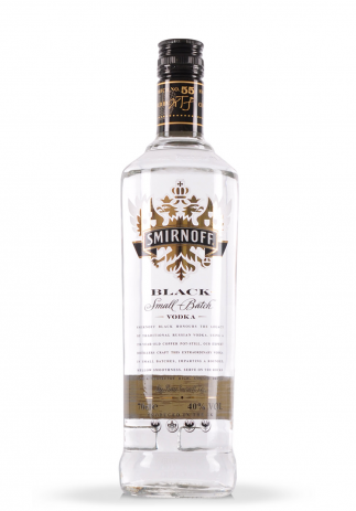 Vodka Smirnoff Black (0.7L) Image