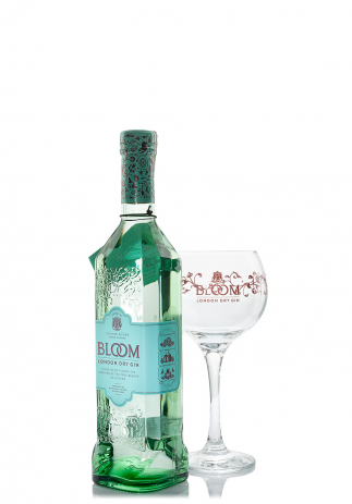 Gin Bloom London Dry (0.7L) Image