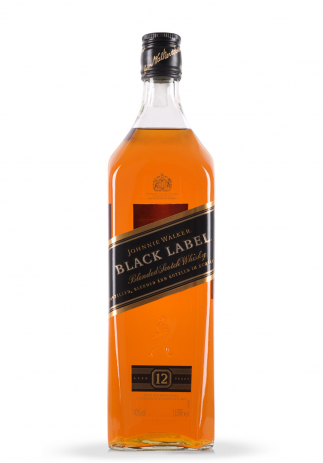 Whisky Johnnie Walker, Black Label (1L) Image