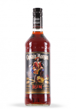 Rom Captain Morgan, Original Black (0.7L) Image