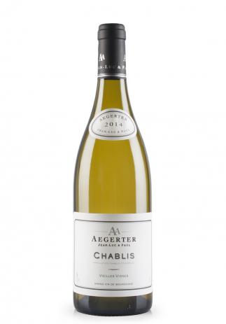 Vin Aegerter Chablis, Vieilles Vignes 2014 (0.75L) Image