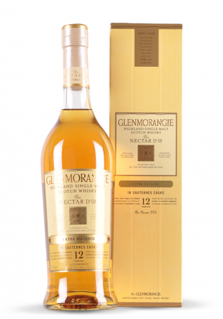 Whisky Glenmorangie Single Malt 12 ani, The Nectar d'Or (0.7L) Image