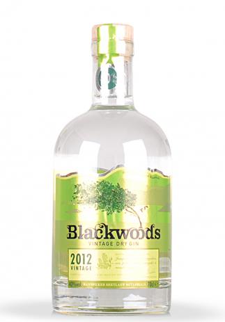 Gin Blackwoods Vintage Dry 2012 (0.7L) Image