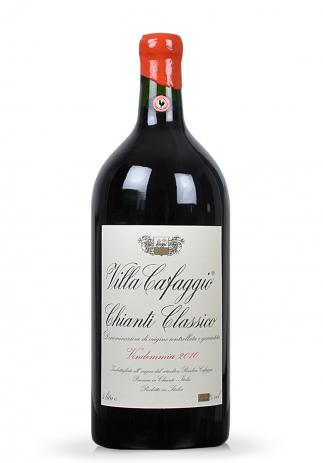 Vin Chianti Classico Vendemmia 2011, Villa Cafaggio (5L) (809, VIN ROSU SEC TOSCANA)