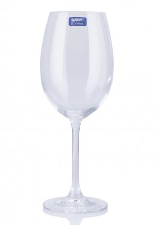Set pahare de vin din cristal de Bohemia (6x450ml) Image