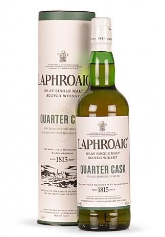 Whisky Laphroaig Quarter Cask (0.7L) Image