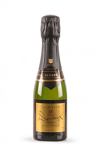 Champagne Devaux, Grande Reserve, Brut (0.2L) Image