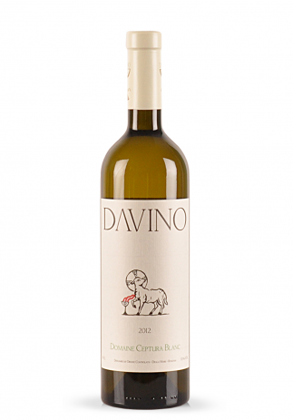 Vin Davino, Ceptura Alb 2014 (0.75L) Image