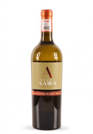 Vin Alpha Estate, Sauvignon Blanc 2014 (0.75L) Image