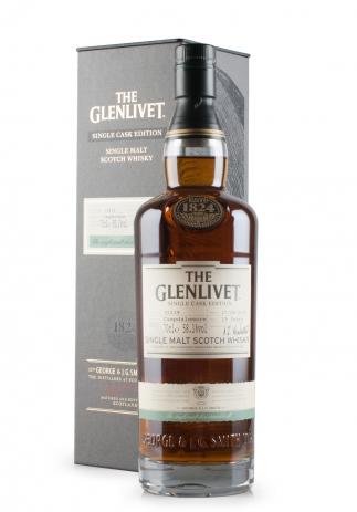 Whisky The Glenlivet 19 ani, Single Cask Edition (0.7L) Image