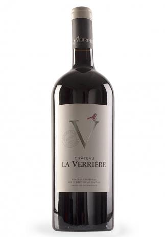 Vin Chateau La Verriere, Bordeaux Superieur Magnum 2011 (1.5L) Image