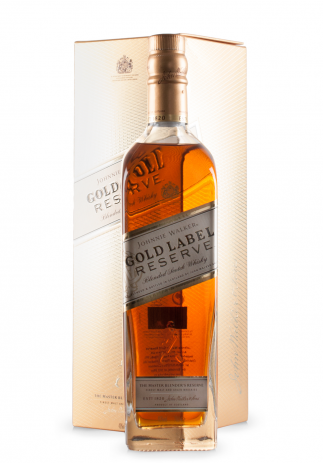 Whisky Johnnie Walker Reserve, Golden Label (0.7L) Image