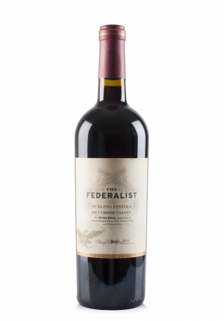 Vin The Federalist Dueling Pistols, Dry Creek Valley, 2015 (0.75L) Image