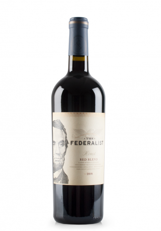Vin The Federalist, Honest Red Blend 2016 (0.75L) (1590, FEDERALIST CALIFORNIA)