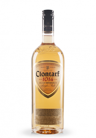 Whisky Clontarf, Irish Whiskey Single Malt (0.7L) Image