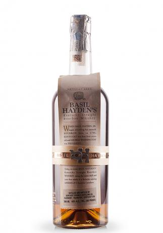 Whisky Basil Hayden's, Kentucky Straight Bourbon Whiskey (0.7L) Image