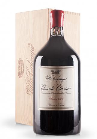 Vin Villa Cafaggio Dublu Magnum, DOCG Chianti Classico Riserva 2000 (3L) (107, VIN ROSU SEC TOSCANA)