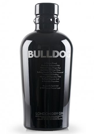 Gin Bulldog, London Dry (1L) Image