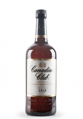 Whisky Canadian Club, Blended Canadian whisky (0.7L) Image