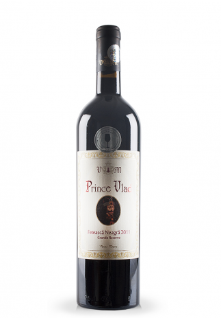 Vin Domeniile Vinju Mare, Prince Vlad Grande Reserve, Feteasca Neagra (0.75L) Image