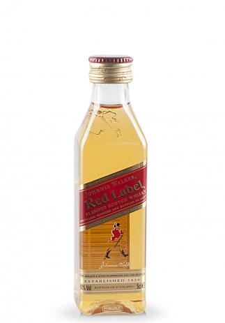 Whisky Johnnie Walker Red Label (0.05L) Image