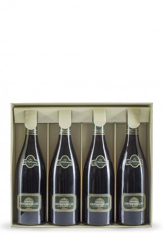 Pachet Vin Chateau Grenouilles, Chablis Grand Cru 2010, 4 sticle (4x0.75L) Image