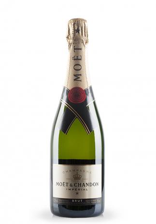 Champagne Moet & Chandon, Imperial Brut + Cutie cadou (0.75L) Image