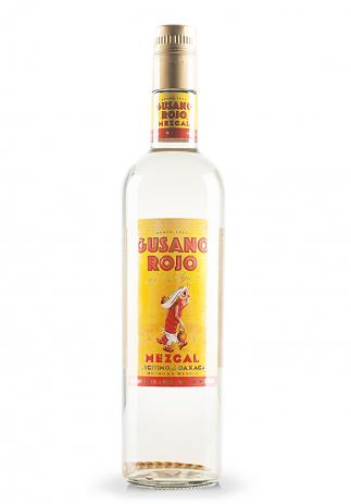 Tequila Mezcal Gusano Rojo (0.7L) Image