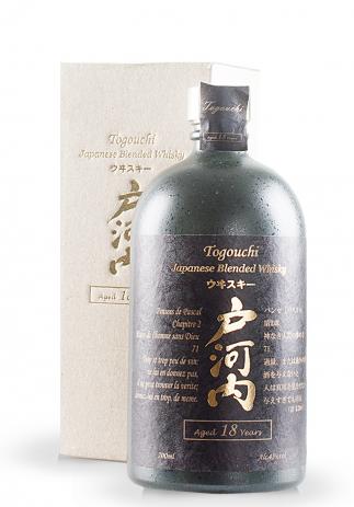 Whisky Togouchi 18 ani (0.7L) Image
