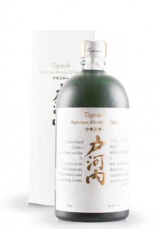 Whisky Togouchi Premium (0.7L) (691, WHISKY BLENDED JAPONIA)