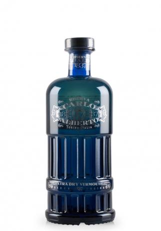 Vermut Riserva Carlo Alberto, Extra Dry (0.75L) Image